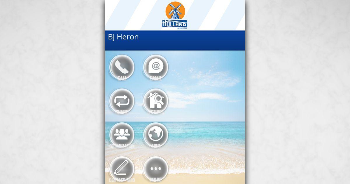 Bj Heron | SavvyCard®