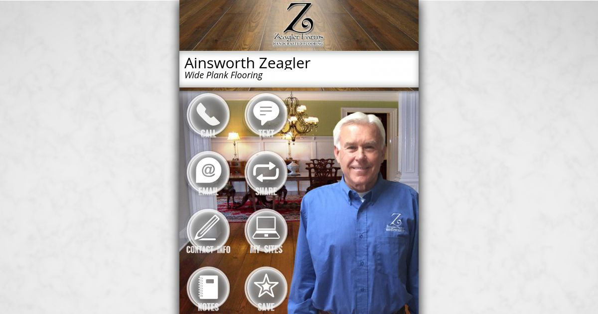 Zeagler Farms Handcrafted Flooring Inc Duval County